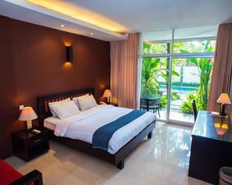 Eclipse Hotel - Yogyakarta - Bedroom