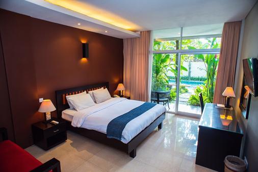 Eclipse Hotel - Yogyakarta - Makuuhuone