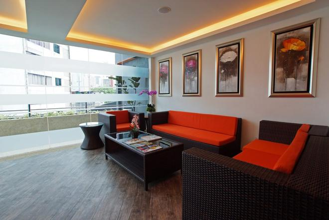Greystone Boutique Hotel - Kuala Lumpur - Living room