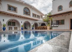 A Villa San Juan Bed & Breakfast - Bahia de Banderas - Piscina