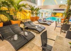 Ghl Hotel Grand Villavicencio - Вильявисенсио - Бассейн