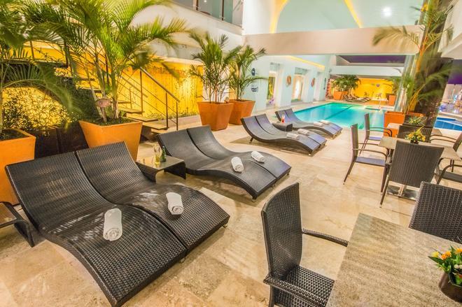 Ghl Hotel Grand Villavicencio - Villavicencio - Pool