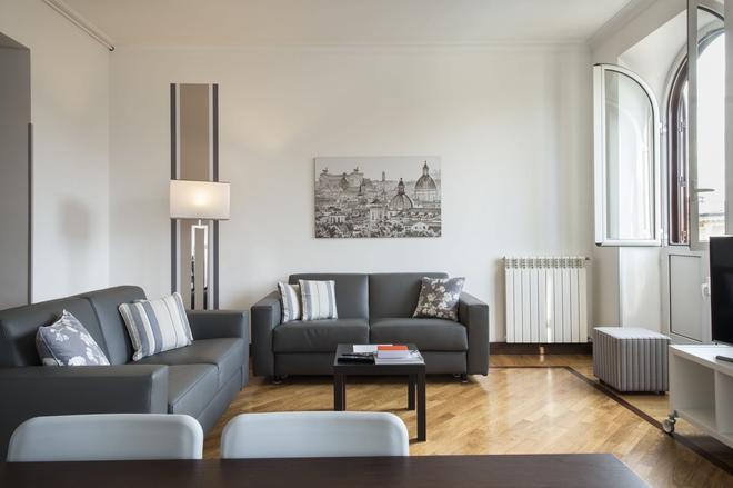 Residenza Termini - Rome - Phòng khách