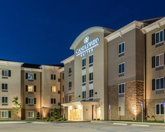 Candlewood Suites Columbia Hwy 63 & I-70 - Columbia - Building