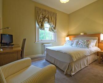 Peak Weavers Rooms & Restaurant - Leek - Schlafzimmer