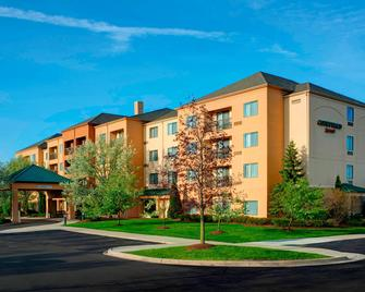 Courtyard by Marriott Detroit Pontiac/Auburn Hills - Pontiac - Building