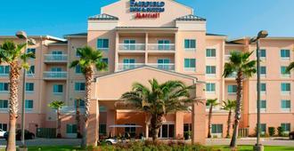 Fairfield Inn & Suites by Marriott Orange Beach - Orange Beach - Rakennus