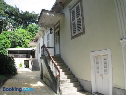 勞琳達別墅酒店 - 里約熱內盧 - 里約熱內盧 - 建築