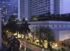 뉴 월드 마카티 호텔 마닐라 - 마카티 - 건물