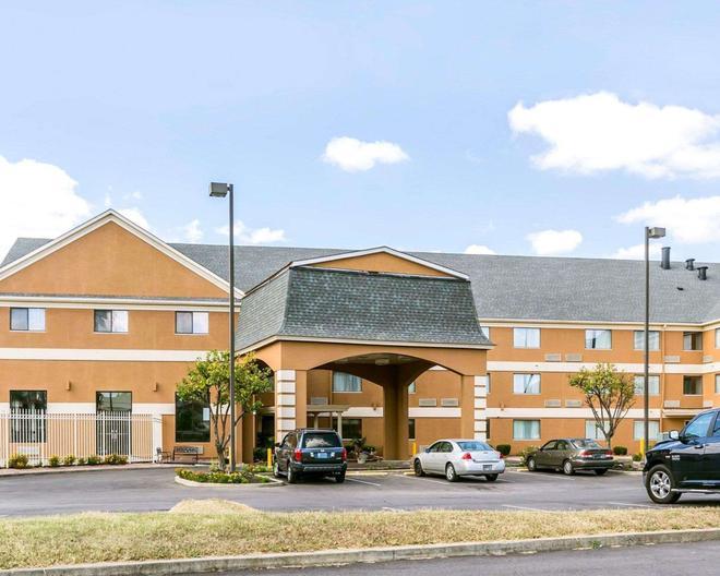 Quality Inn & Suites University/Airport - Louisville - Edificio