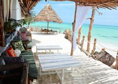 Aya Beach Bungalows - Kizimkazi - Restaurant