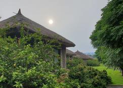 Mayleko Lodge - Gondar - Outdoor view