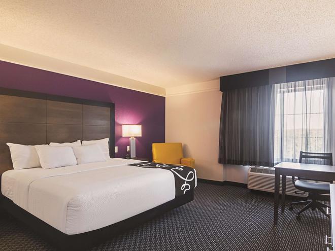 La Quinta Inn & Suites by Wyndham Oklahoma City - NW Expwy - Oklahoma City - Bedroom