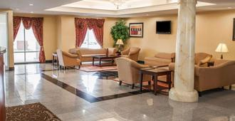 Comfort Suites near Indianapolis Airport - אינדיאנאפוליס - לובי