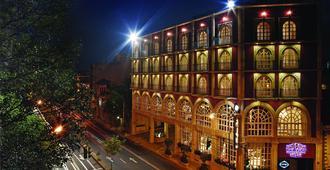 The Green Park Hotel - Ciudad de México - Edificio