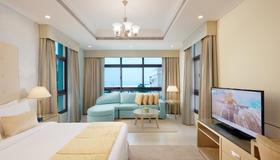 Roda Beach Resort - דובאי - חדר שינה