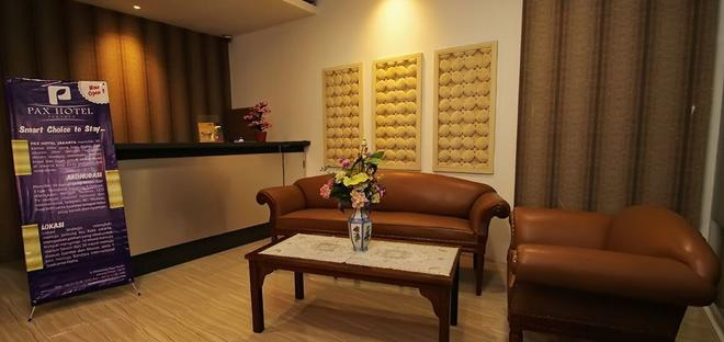 Pax Hotel Jakarta - Jakarta - Front desk