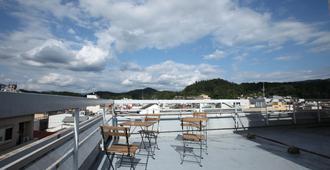 Sora-Ama Hostel - Takayama - Balcony