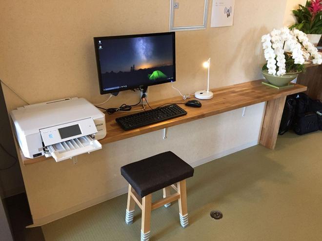 Sora-Ama Hostel - Takayama - Business center