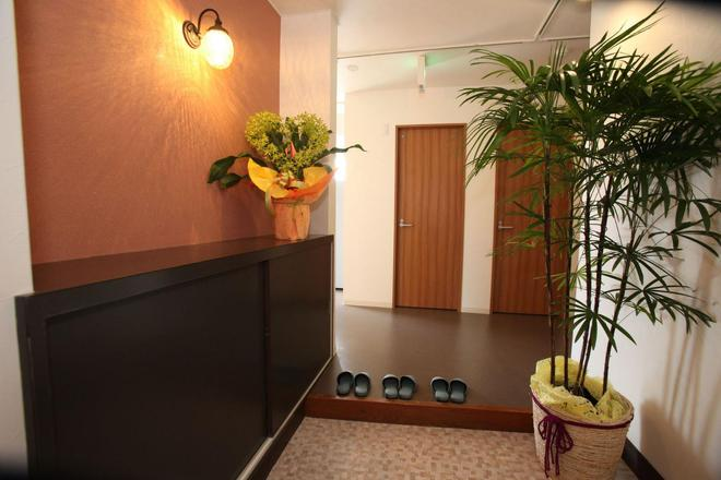 Sora-Ama Hostel - Takayama - Reception