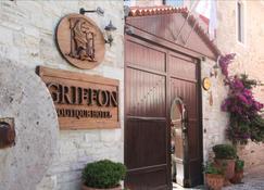 Griffon Boutique Hotel - Boutique Class - Yenifoça - Outdoor view