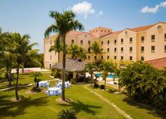 Quality Hotel Real Aeropuerto Santo Domingo - Санто-Домінго - Building