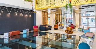 柏林輝盛凱貝麗酒店式服務公寓 - 柏林 - 大廳