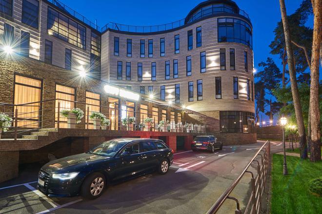 City Holiday Resort & Spa - Kyiv - Toà nhà