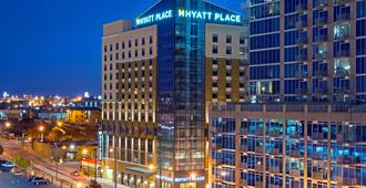 Hyatt Place Nashville Downtown - Nashville - Building