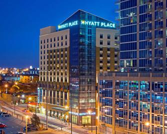 Hyatt Place Nashville Downtown - Nashville - Building