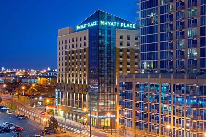 Hyatt Place Nashville Downtown - Νάσβιλ - Κτίριο