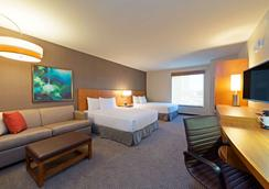 Hyatt Place Nashville Downtown - Nashville - Bedroom