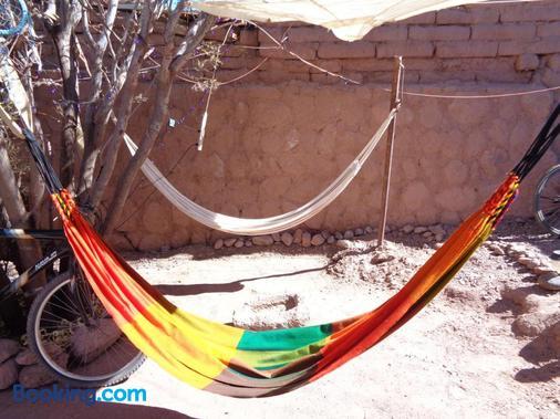 Guest House Diaguitas - San Pedro de Atacama - Balcony