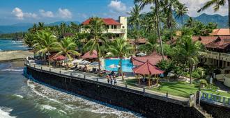 Bali Palms Resort - Manggis - Building