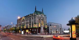 Hotel Moskva - Belgrado - Camera da letto