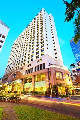 The Royal City Hotel - Bangkok - Gebouw