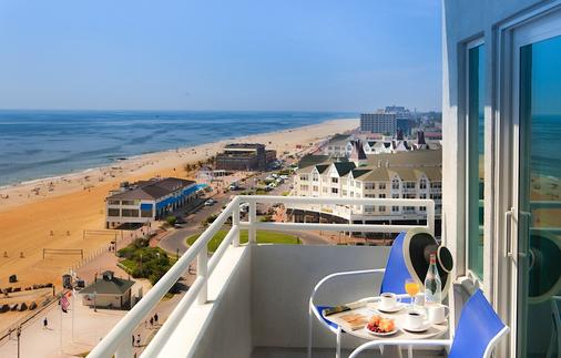 Ocean Place Resort And Spa - Long Branch - Balcony