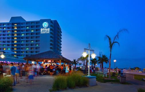 Ocean Place Resort And Spa - Long Branch - Building