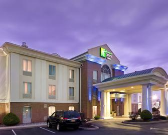 Holiday Inn Express Hotel & Suites Chambersburg - Chambersburg - Building