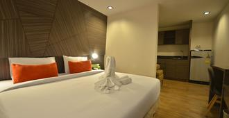 H2 Hotel - בנגקוק - חדר שינה