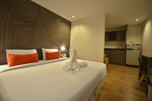 H2 Hotel - Bangkok - Makuuhuone