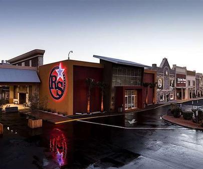 Rising Star Sports Ranch Resort - Mesquite - Building