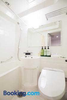 Nest Hotel Osaka Shinsaibashi - Osaka - Salle de bain