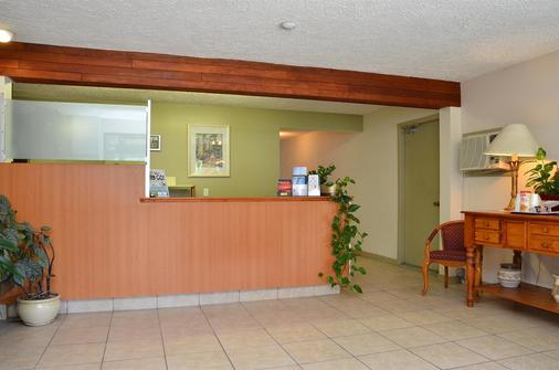 Canadas Best Value Inn Kelowna - Kelowna - Lễ tân