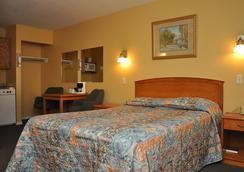 加拿大最佳價值酒店 - 科隆納 - 基洛納 - 臥室