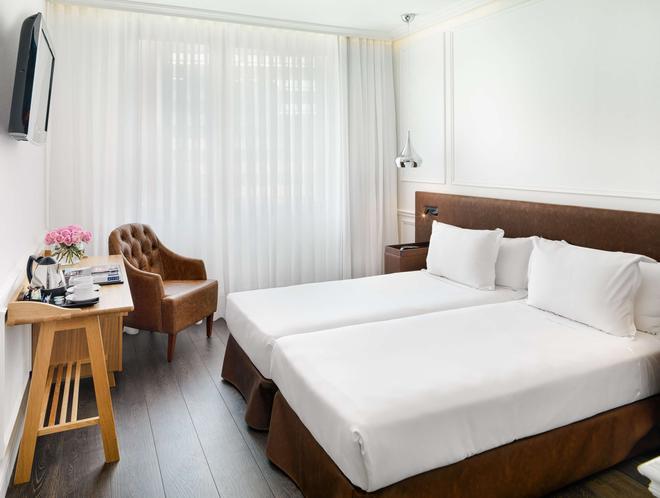 H10 Itaca - Barcelona - Bedroom