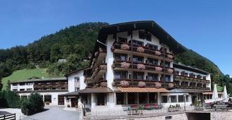 Alpensport-Hotel Seimler - Berchtesgaden - Gebäude