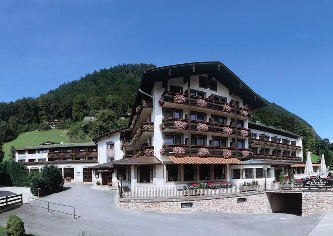 塞姆勒高山運動酒店 - 柏特斯加登 - 貝希特斯加登 - 建築