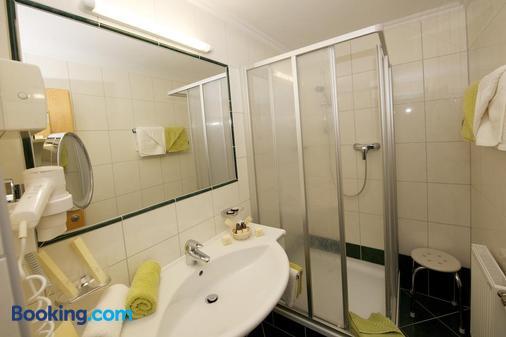 Hotel Tristkogel - Hinterglemm - Bathroom
