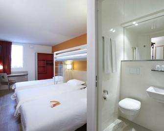 Hotel Premiere Classe Mont De Marsan - Mont-de-Marsan - Schlafzimmer